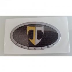 Emblème Tuscani volant